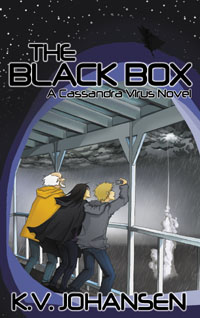 The Black Box : a Cassandra Virus Novel