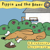 Cover of Pippin and the Bones