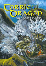 Cover of Torrie and the Dragon