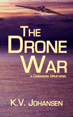 The Drone War Cover