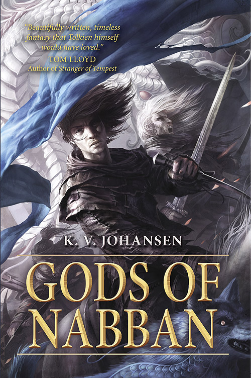 Cover of Gods of Nabban