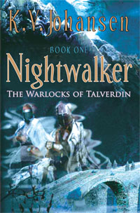 Cover of Nightwalker