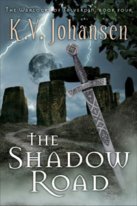 Cover of The Shadow Road