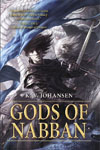 Cover of Gods of Nabban.