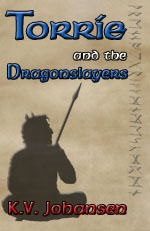 Torrie and the Dragonslayers children's e-book